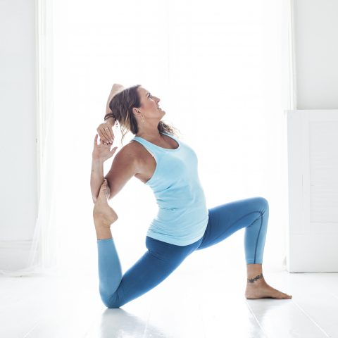 Be In The Flow Pure Vinyasa Masterclass With Brigitte Riley Price £25