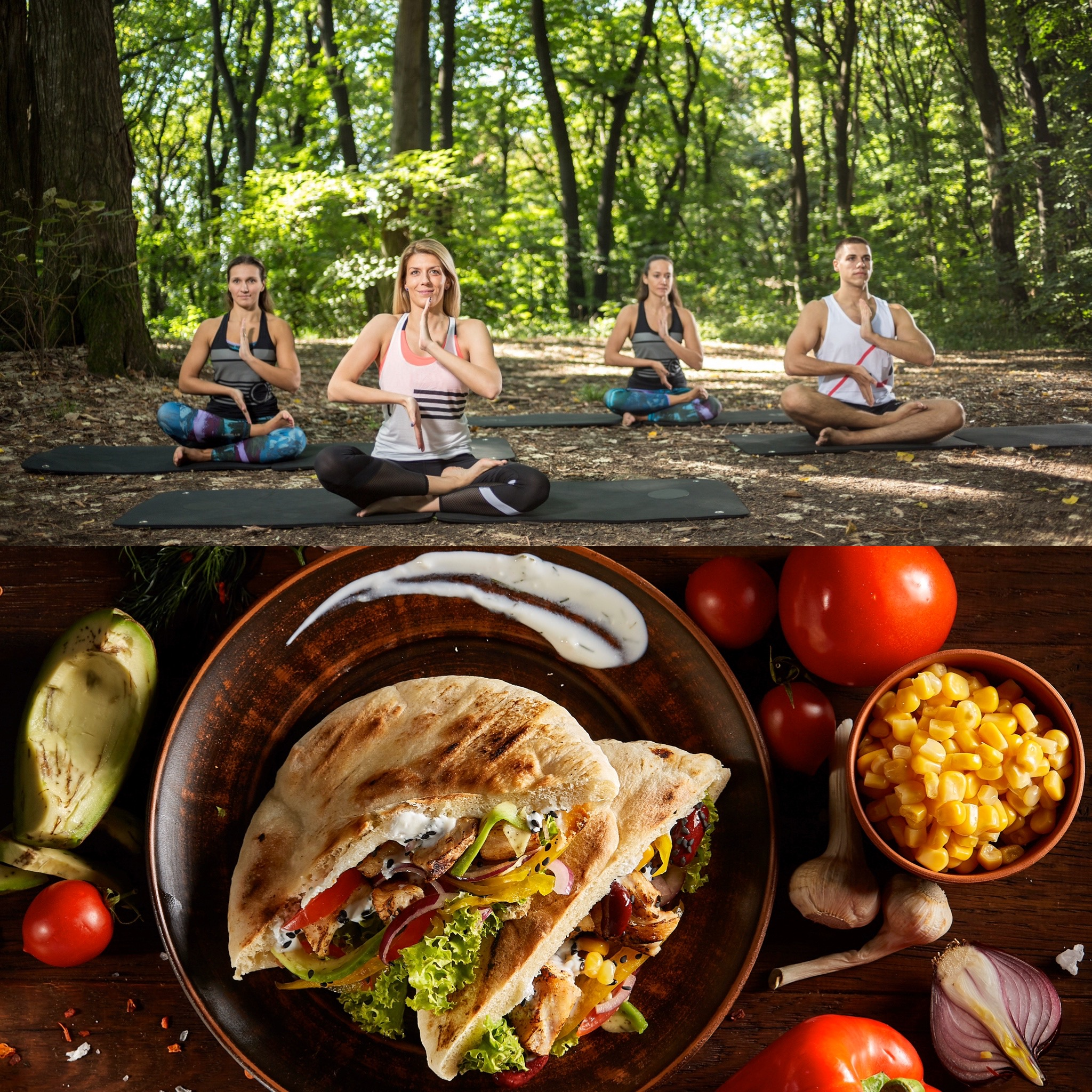 Yoga & Lunch With Becca Mclachlan - Price £22