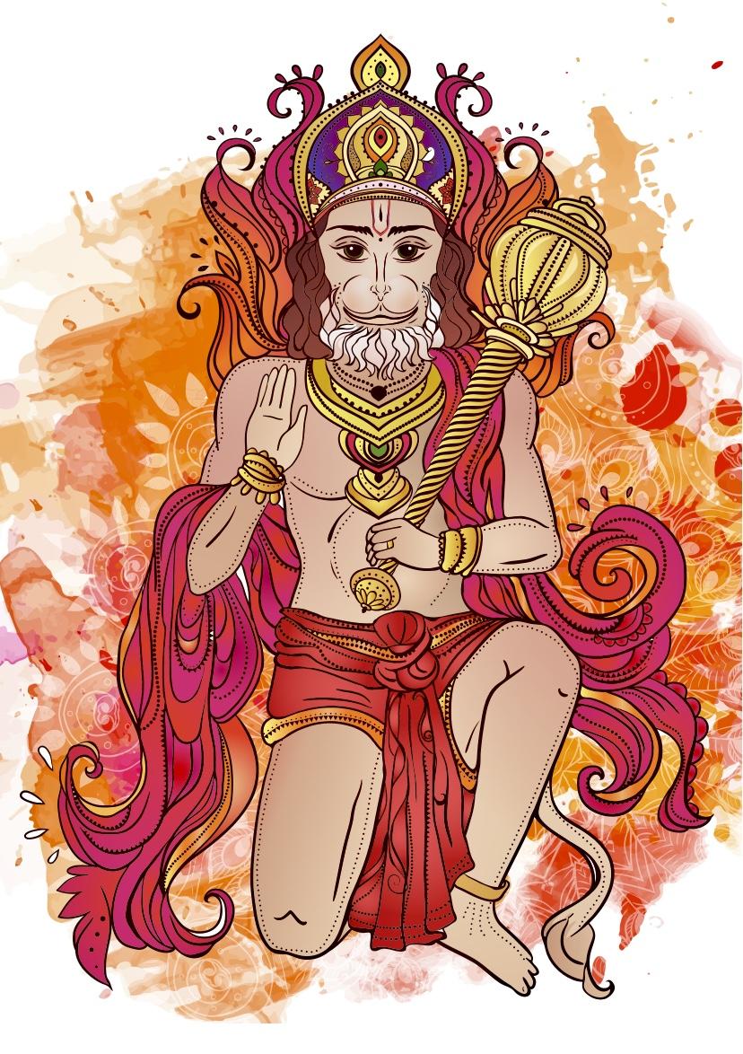 Yoga Myth's & Magic – Hanuman my loyal friendWith Rosemary Booker Price £25