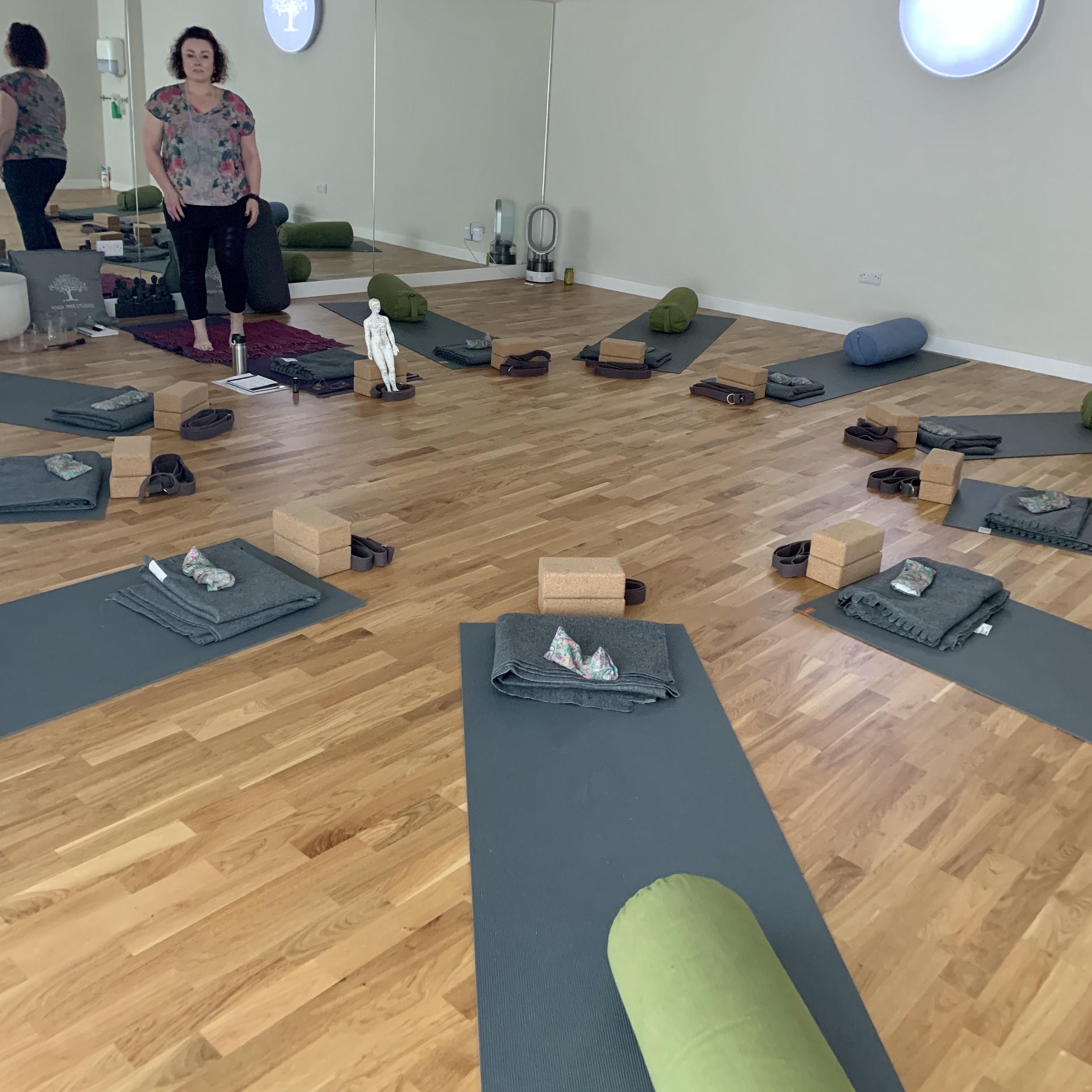 Myofascial Release & Yin Yoga With Kanti Freeman Price £25