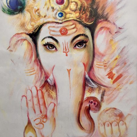 Yoga, Myth & Magic series workshop 1  Ganesha – Grounding and Positivity with Rosemary Booker - Price £25