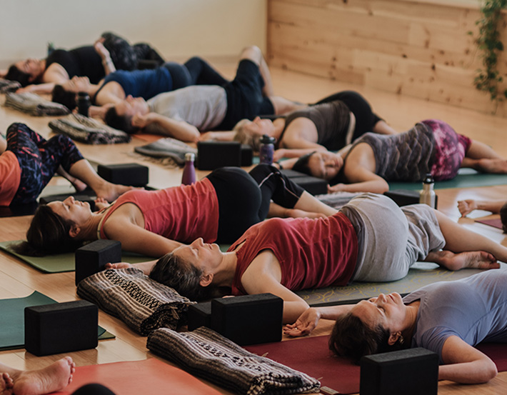 Myofascial Unwinding & Release – A Somatics Masterclass For The Whole Body With Brigitte Riley Price £30