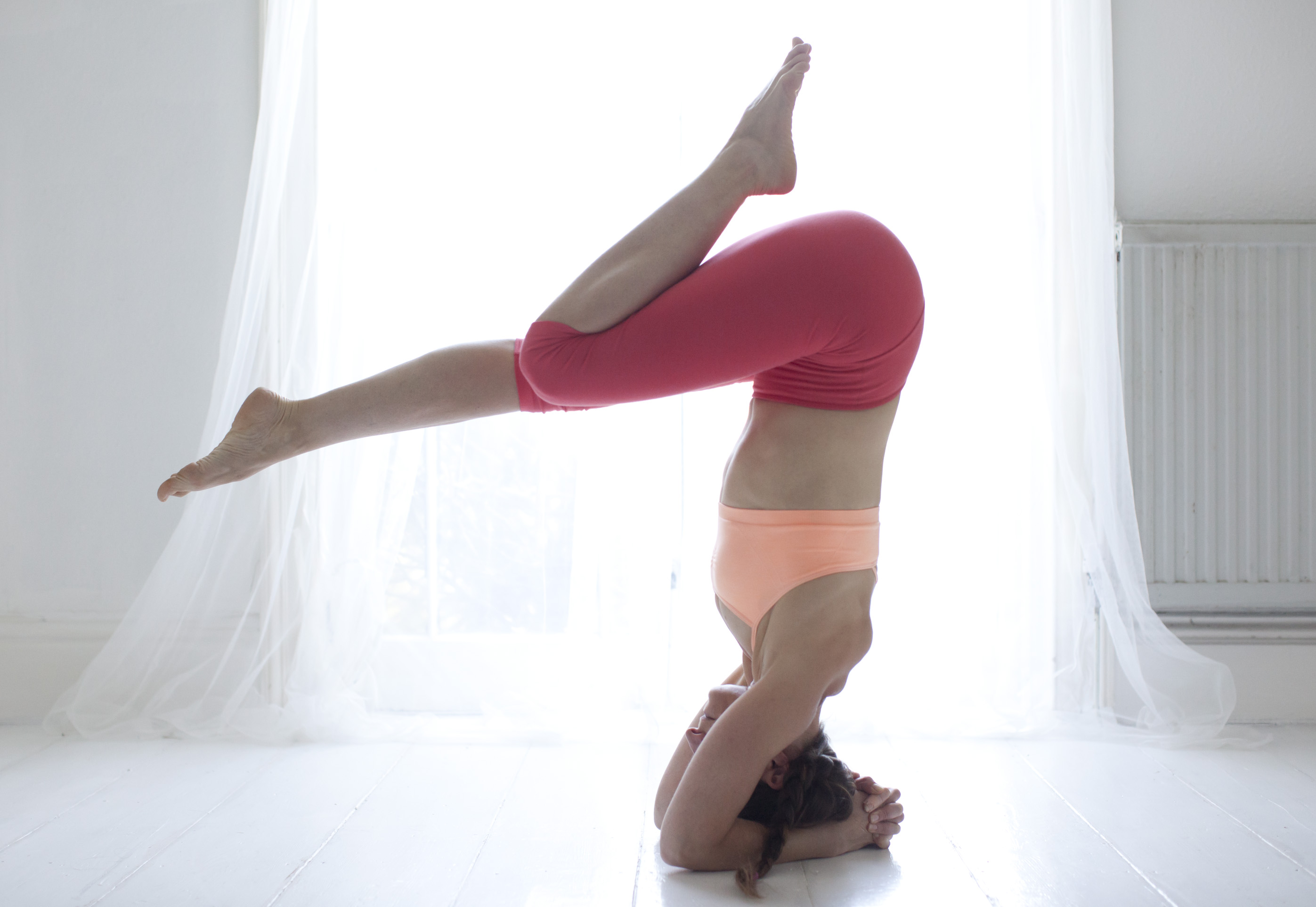 Inversions workshop with Ness Sherry - Price £25