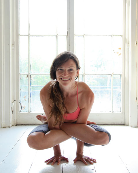 The Arm Balances within Ashtanga With Ness Sherry - Price £25