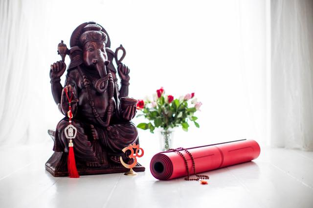 Yoga, Myth & Magic Ganesha – Grounding and Positivity with Rosemary Booker - Price £25