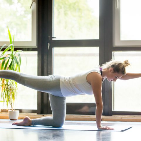 Evolved Pilates Master Class with Caroline Brennan Price £15