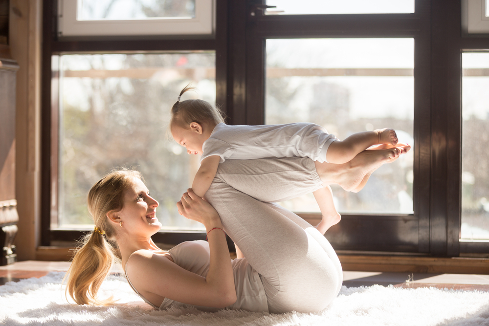 'Yogabeing' Baby Massage & Baby Yoga Taster Class with an invitation to stay after the class for tea & chat - With Nicky Hall - Price £15