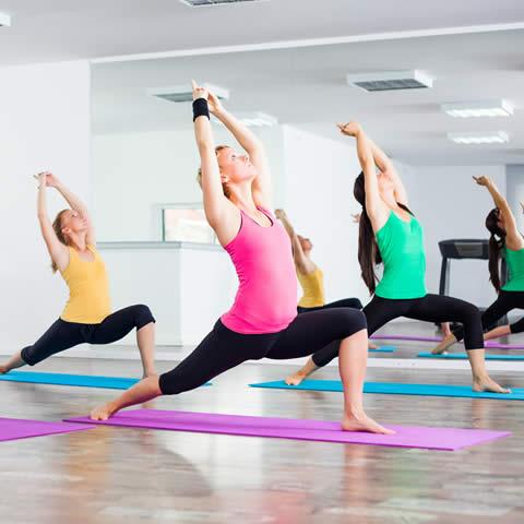About Yoga Tree Studios