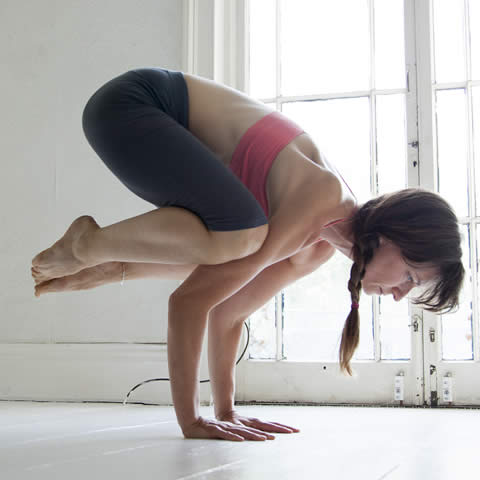 Arm Balancing Workshop with Ness Sherry - Price £25