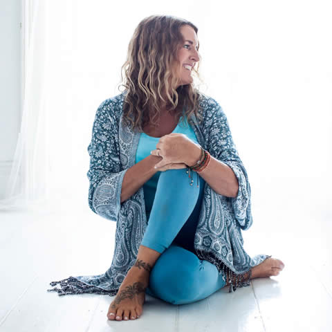 Yoga Somatic masterclass (movement therapy) with Brigitte Riley - is now FULL