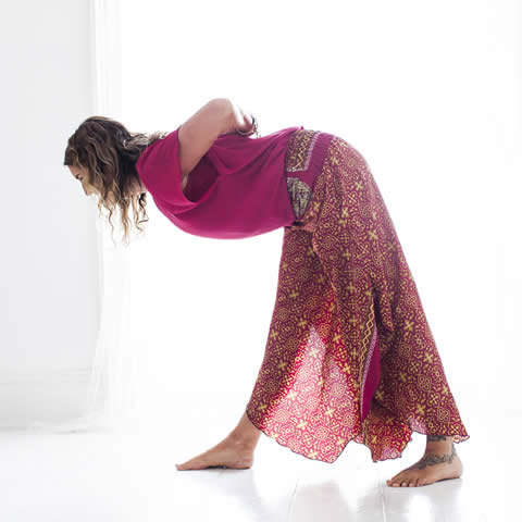 Tribal Yoga Jam - Come and practice like no-one's watching with Brigitte Riley - Price £25