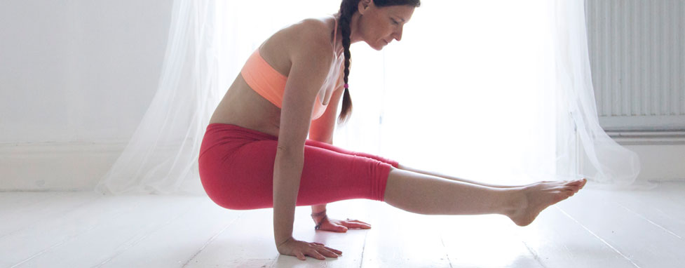 Full Primary Ashtanga Series with Jumps Focus With Ness Sherry Price £25
